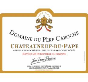 Domaine du Pere Caboche - Chateauneuf du Pape - Red label