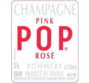 Pommery - Pink POP