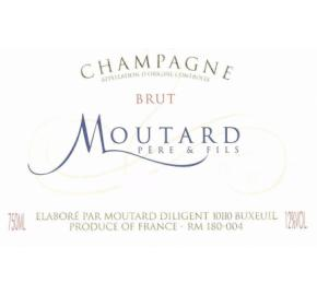 Champagne Moutard - Brut