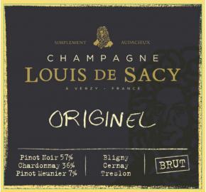 Louis de Sacy - Brut Originel