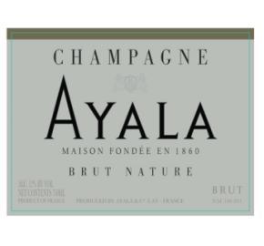 Champagne Ayala - Brut Nature