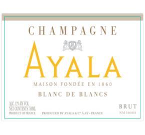 Champagne Ayala - Blanc de Blancs