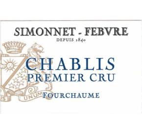Simonnet Febvre - Chablis 1er Cru Fourchaume