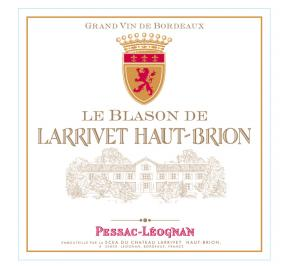 Le Blason de Larrivet Haut-Brion
