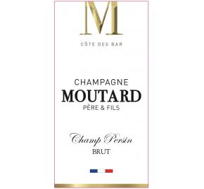 Champagne Moutard - Champ Persin