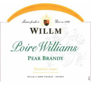 Willm - Poire Williams - Pear Brandy