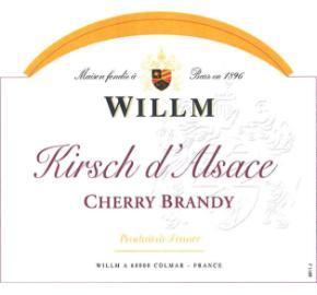 Willm - Kirsch d'Alsace - Cherry Brandy