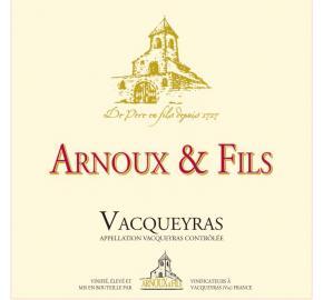 Arnoux & Fils - Vacqueyras