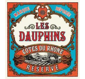Les Dauphins - Cotes Du Rhone Reserve Rose