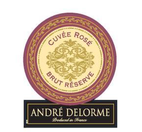 Andre Delorme - Brut Rose Reserve