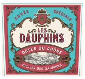 Les Dauphins - Cotes Du Rhone Reserve Blanc