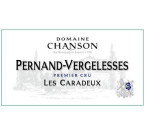 Domaine Chanson - Pernand-Vergelesses - Les Caradeux
