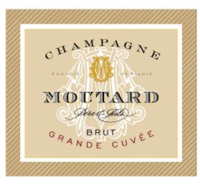 Champagne Moutard - Brut Grande Cuvee