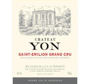 Chateau Yon - St Emilion Grand Cru
