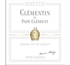 Clementin de Pape Clement Blanc