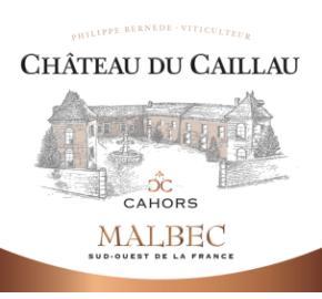 Chateau Du Caillau - Malbec Cahors