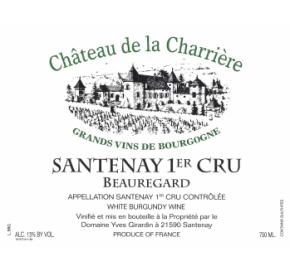 Chateau de la Charriere - Beauregard