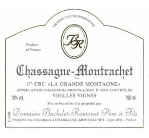 Domaine Bachelet Ramonet - Chassagne Montrachet 1er Cru La Grande Montagne
