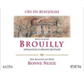 Bonne Neige - Brouilly