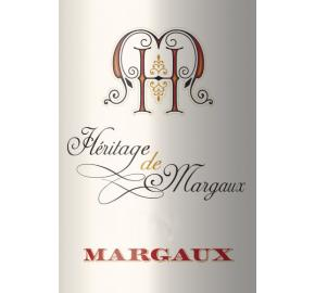 Heritage de Margaux label