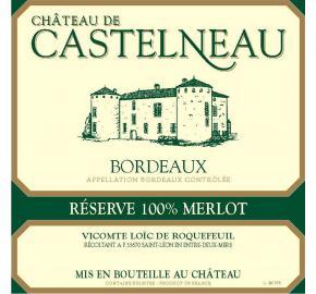 Chateau De Castelneau- Merlot