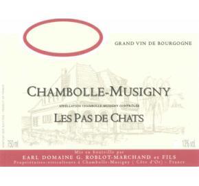 Domaine Roblot-Marchand - Les Pas de Chats