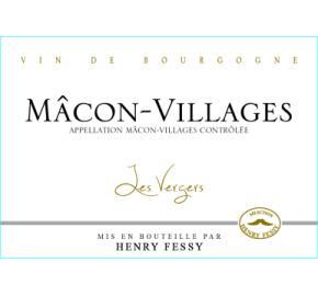 Henry Fessy - Macon Villages les Vergers