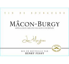 Henry Fessy - Macon-Burgy - Les Murgeres