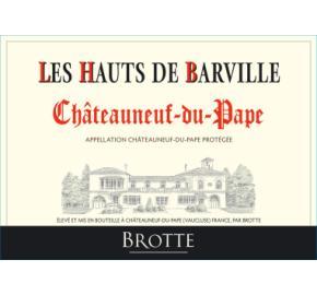 Brotte - Les Hauts de Barville - Red