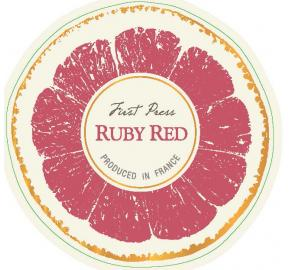 Ruby Red -Rose Wine