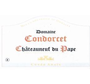 Cuvee Anais of Condorcet