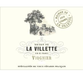 Maison de la Villette - Viognier