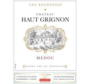 Calvet - Chateau Haut Grignon