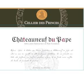 Cellier Des Princes - Chateauneuf Du Pape