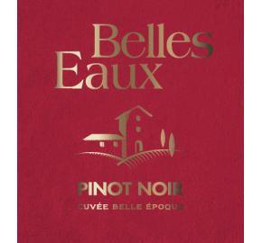 Belles Eaux - Pinot Noir - Velvet Label