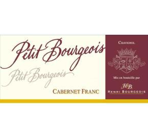 Petit Bourgeois - Cabernet Franc label