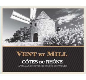 Vent et Mill - Cotes du Rhone