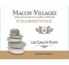 Les Galets Plats - Chardonnay