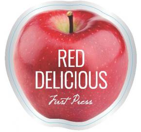 Red Delicious Apple - First Press