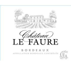 Chateau Le Faure