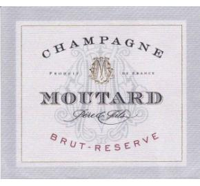 Champagne Moutard - Brut Reserve