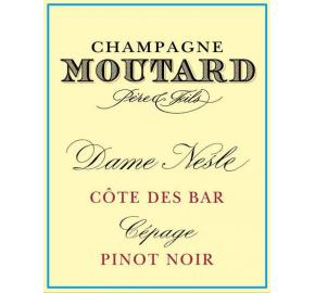 Champagne Moutard - Rose Dame Nesle
