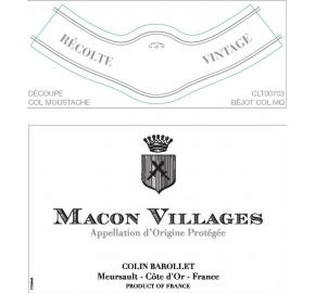 Colin Barollet - Macon Villages