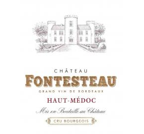 Chateau Fontesteau label