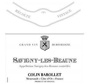 Colin Barollet - Savigny-Les-Beaune