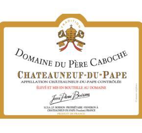 Domaine du Pere Caboche - Chateauneuf du Pape Blanc