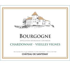 Chateau de Santenay - Bourgogne Chardonnay Vieilles Vignes label