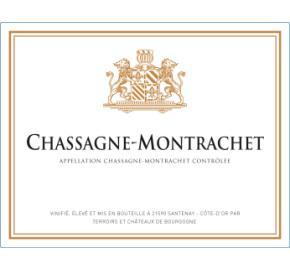 Chateau de Santenay - Chassagne-Montrachet Blanc