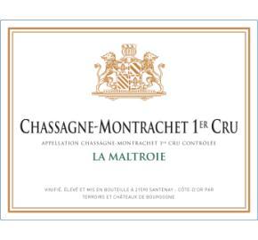 """Chateau de Santenay - Chassagne-Montrachet 1er Cru """"La Maltroie"""""""