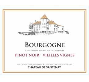 Chateau de Santenay - Pinot Noir - Vieilles Vignes label